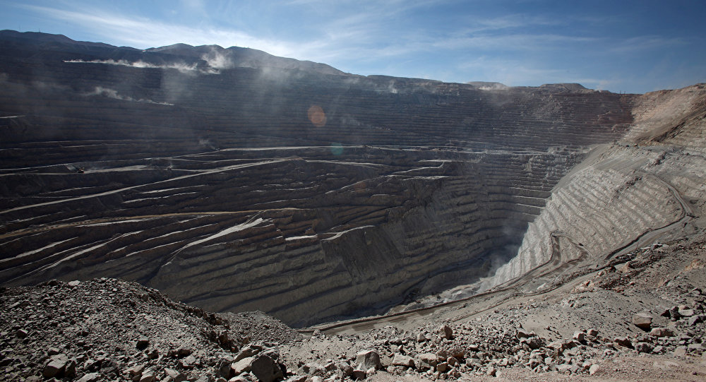Mina de Chuquicamata