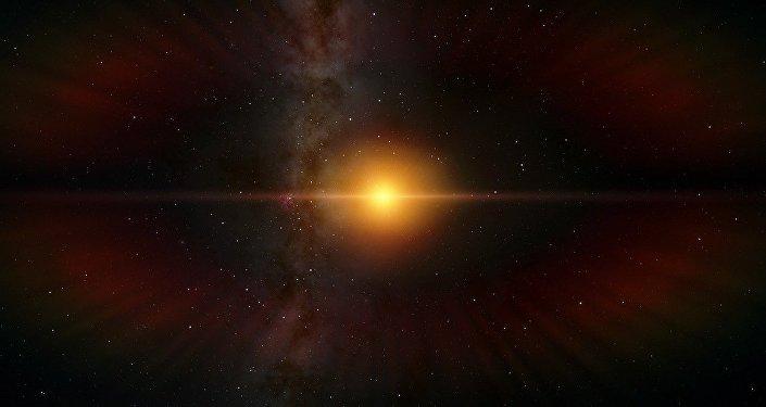 Una estrella (imagen referncial)