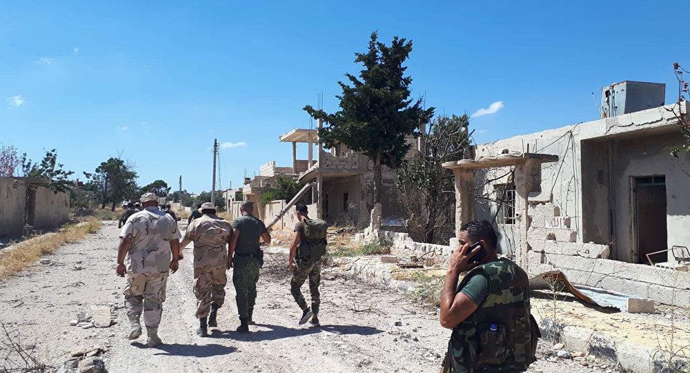 Fuerzas Tigre sirias