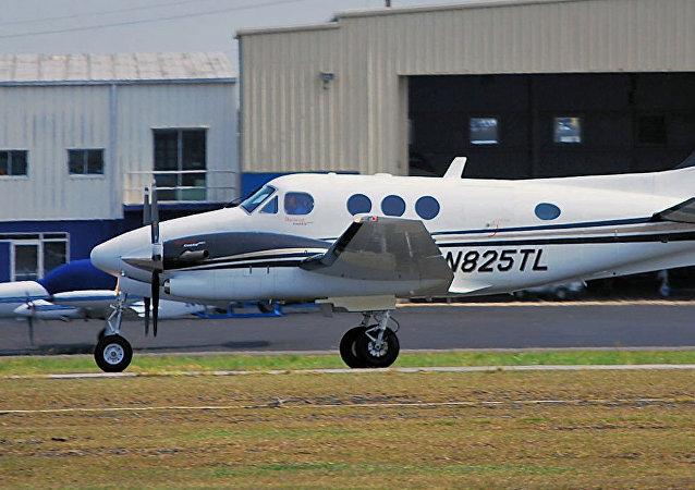 Beechcraft C90GTi, foto referencial