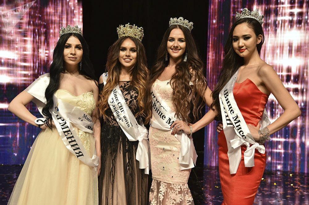 Descubre a la ganadora y las finalistas de Miss CEI 2018