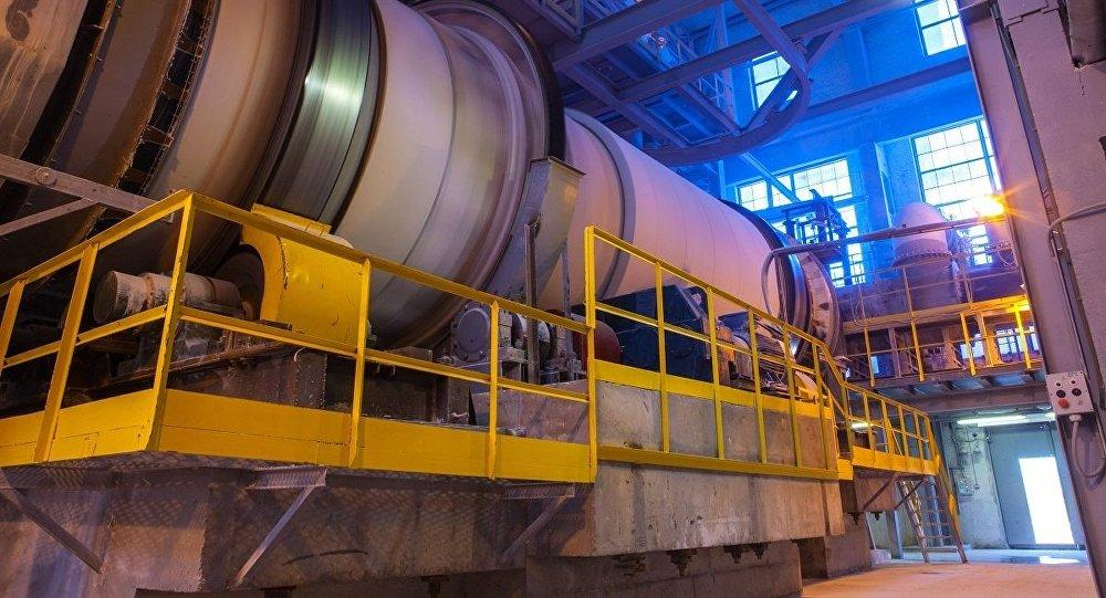 Producción industrial (imagen referencial)