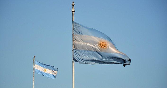 Banderas de Argentina (imagen referencial)