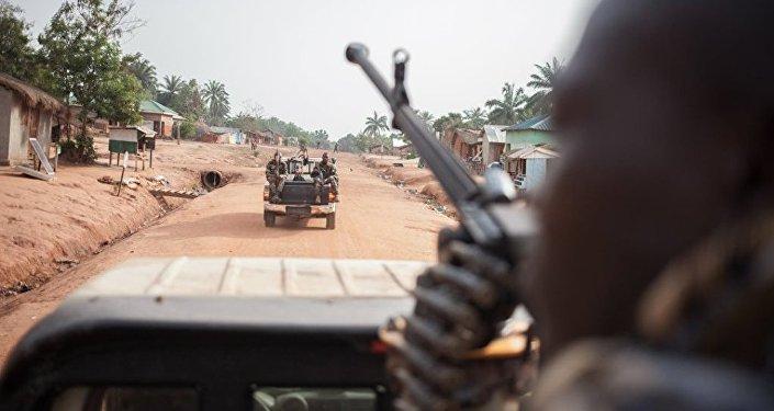 Situación en la República Centroafricana