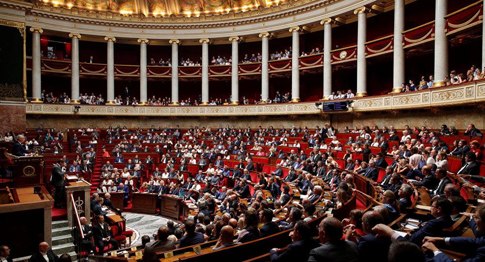 Asamblea Nacional (Parlamento) de Francia