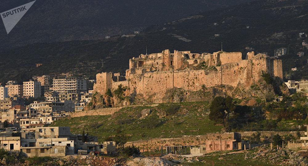 Siria desolada por la guerra