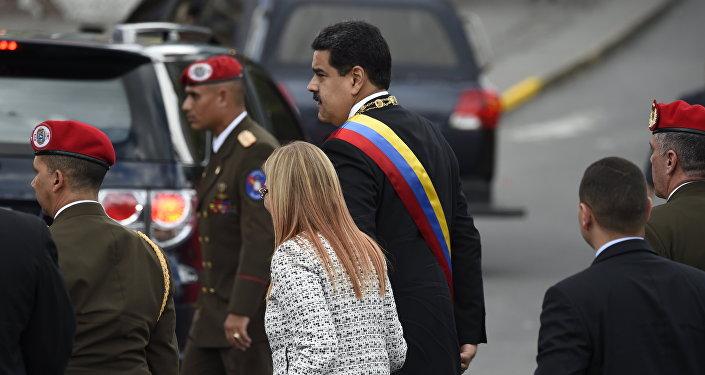 Venezuela detiene a 6 'terroristas' por atentado contra Maduro