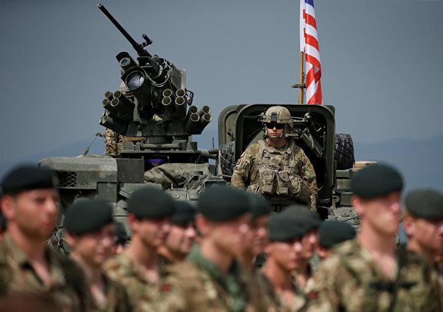 Noble Partner 2018, maniobras de la OTAN en Georgia