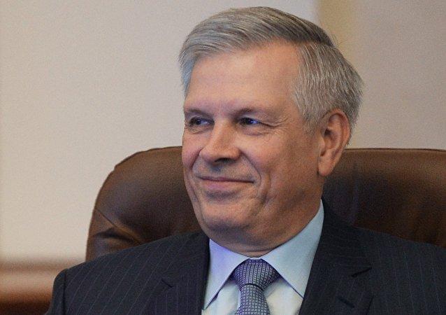 Sergey Dankvert (archivo)