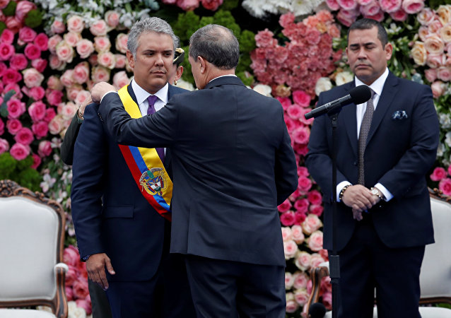 Iván Duque, el presidente electo de Colombia