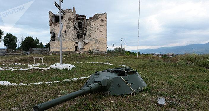 Consecuencias de la operación militar en Osetia del Sur en 2008