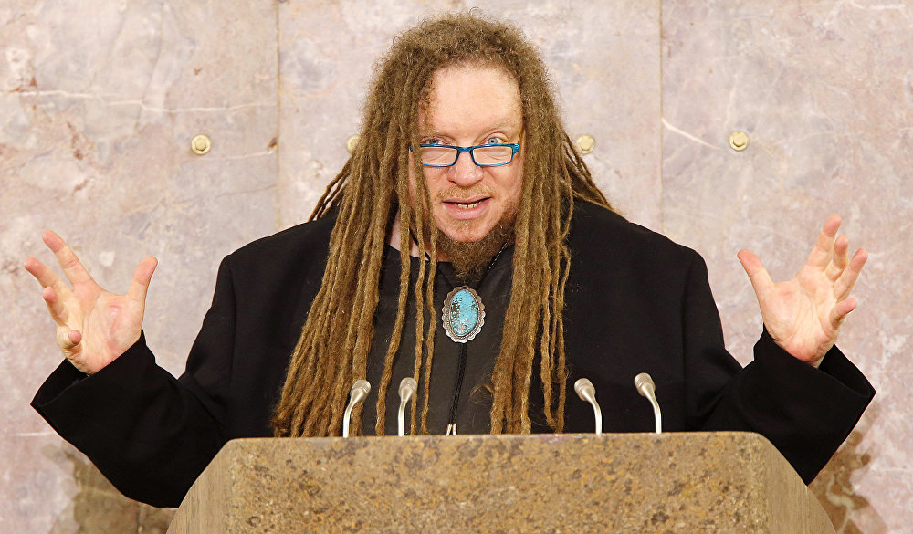 Jaron Lanier, autor del libro 'Ten Arguments for Deleting Your Social Media Accounts Right Now'