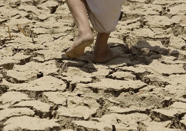 Seguía en Irak, río Éufrates (archivo)