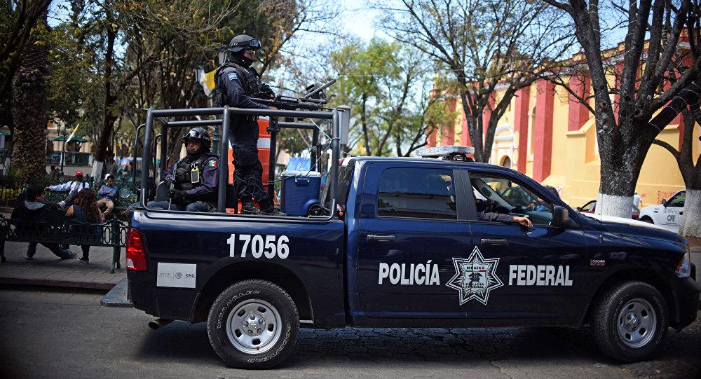 Policía mexicana (archivo)