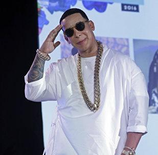 Ramón Luis Ayala Rodríguez, conocido como Daddy Yankee, cantante puertorriqueño (archivo)