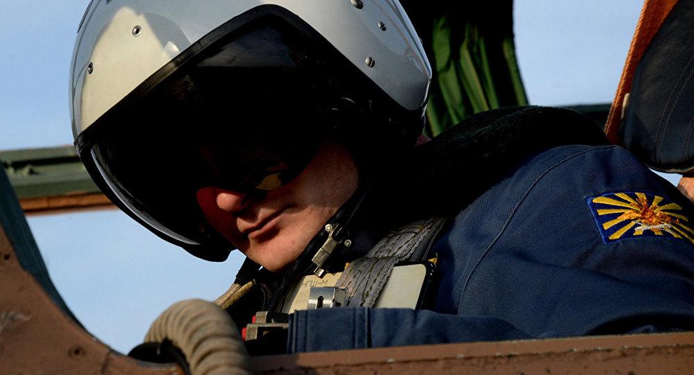 Летно-тактические учения на военном аэродроме Черниговка в Приморском крае