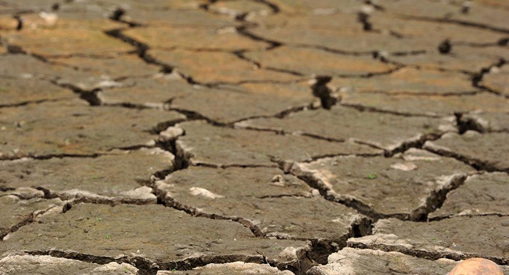 Sequía en Honduras como consecuencia de El Niño
