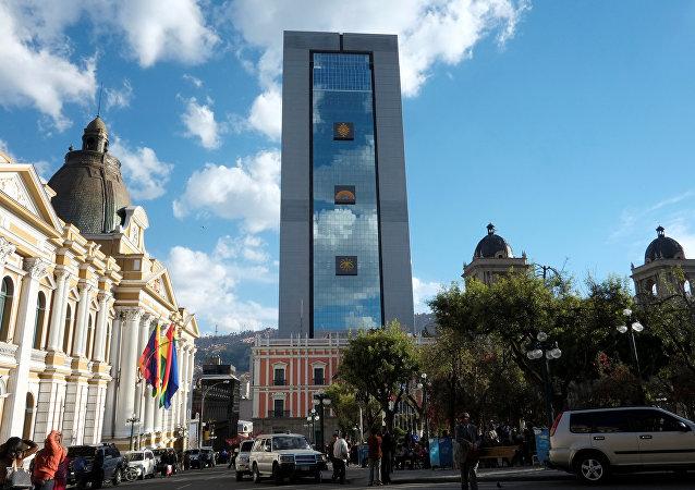 Nuevo palacio presidencial en Bolivia llamado 'La casa grande del Pueblo'
