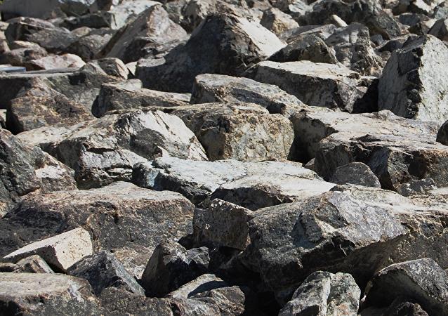 Piedras, imagen referencial