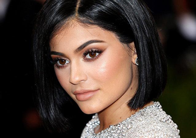 Kylie Jenner, celebridad estadunidense