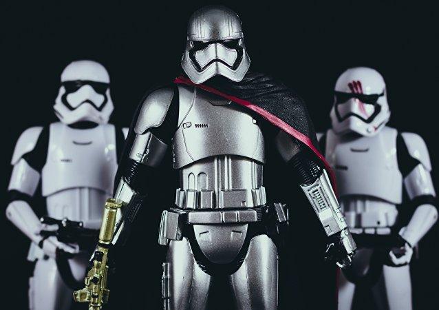 Los Stormtroopers, imagen referencial