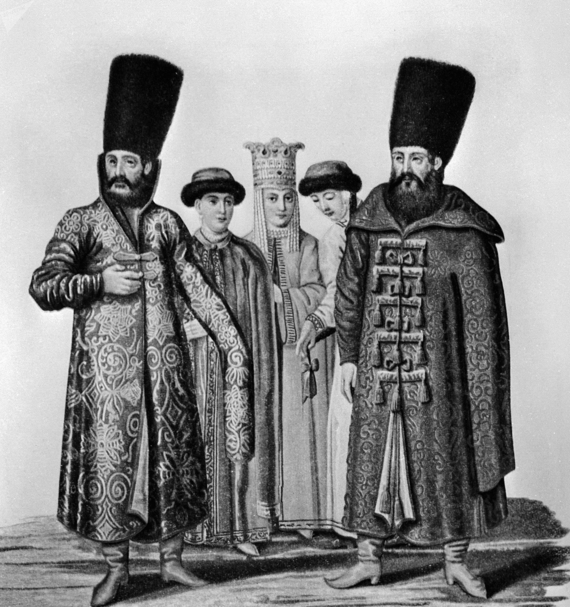 Boyardos del siglo XVI