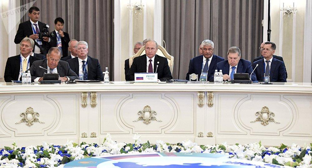 La Cumbre del Caspio