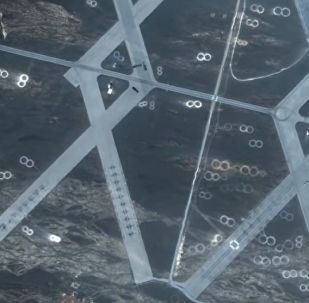 ¿Revela Google accidentalmente bases militares secretas en el desierto de Gobi?