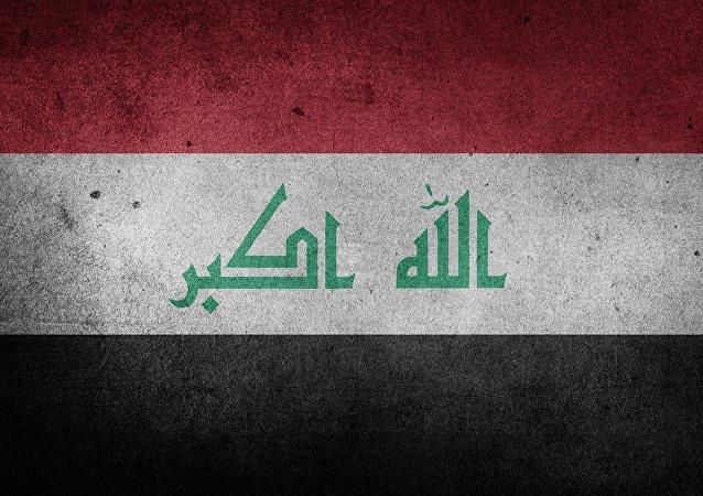 Bandera de Irak
