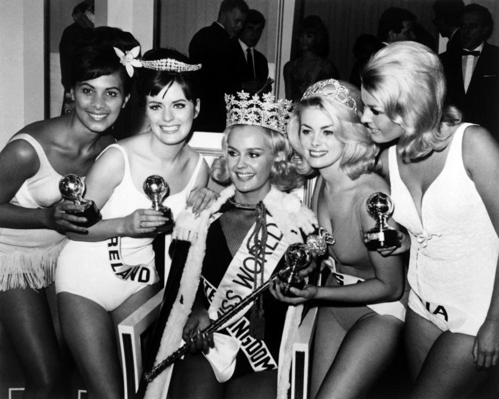 Miss Mundo 1965, Lesley Langley