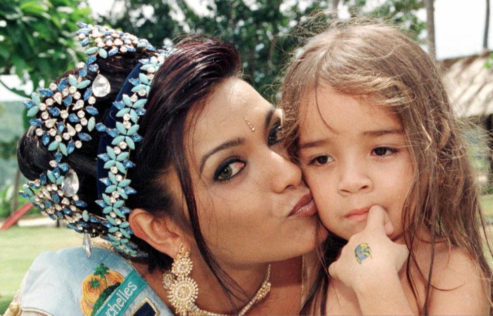 Miss Mundo 1997 Diana Hayden