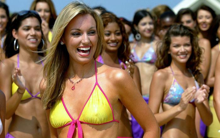 Miss Mundo 2003, Rosanna Davison