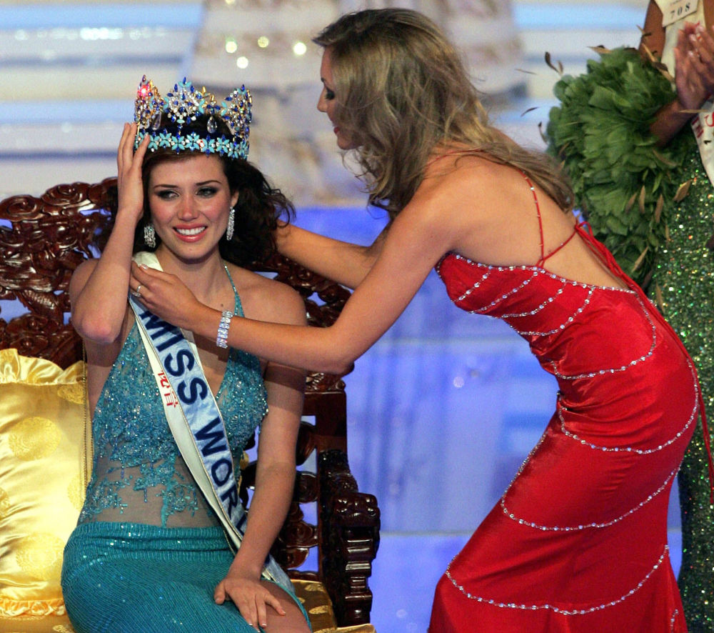 Miss Mundo 2004, Maria Julia Mantilla