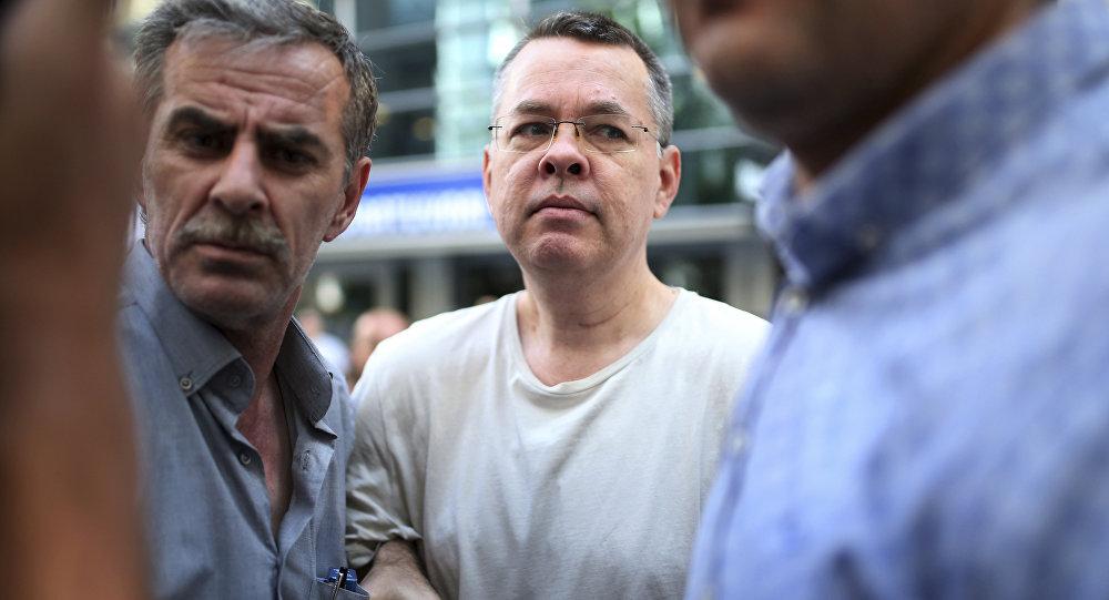 Andrew Brunson, pastor estadounidense arrestado en Turquía