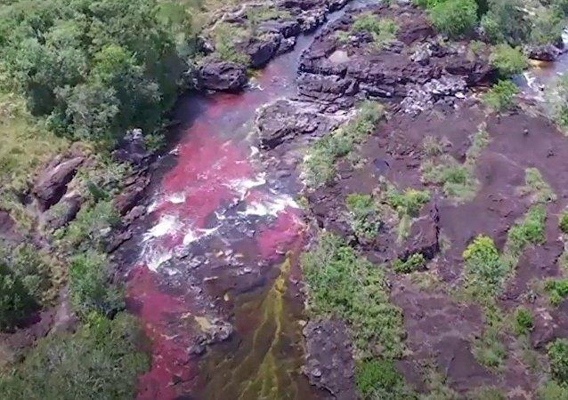 El río más bonito del mundo está en un país latinoamericano
