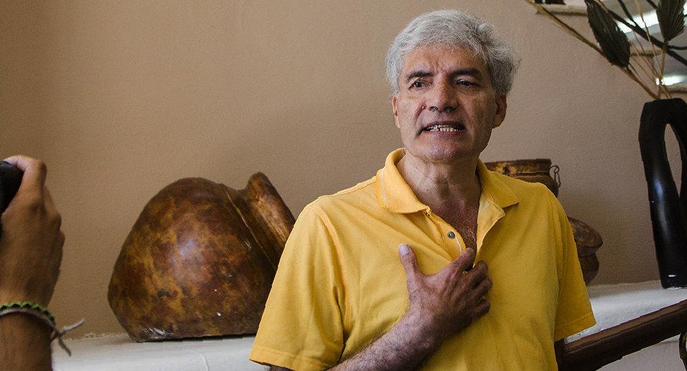 José Manuel Mireles, fundador de las autodefensas contra la violencia del narcotráfico en Michoacán