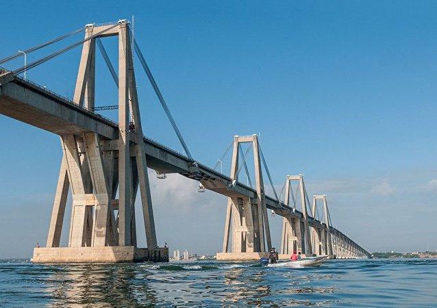 Puente General Rafael Urdaneta en Venezuela