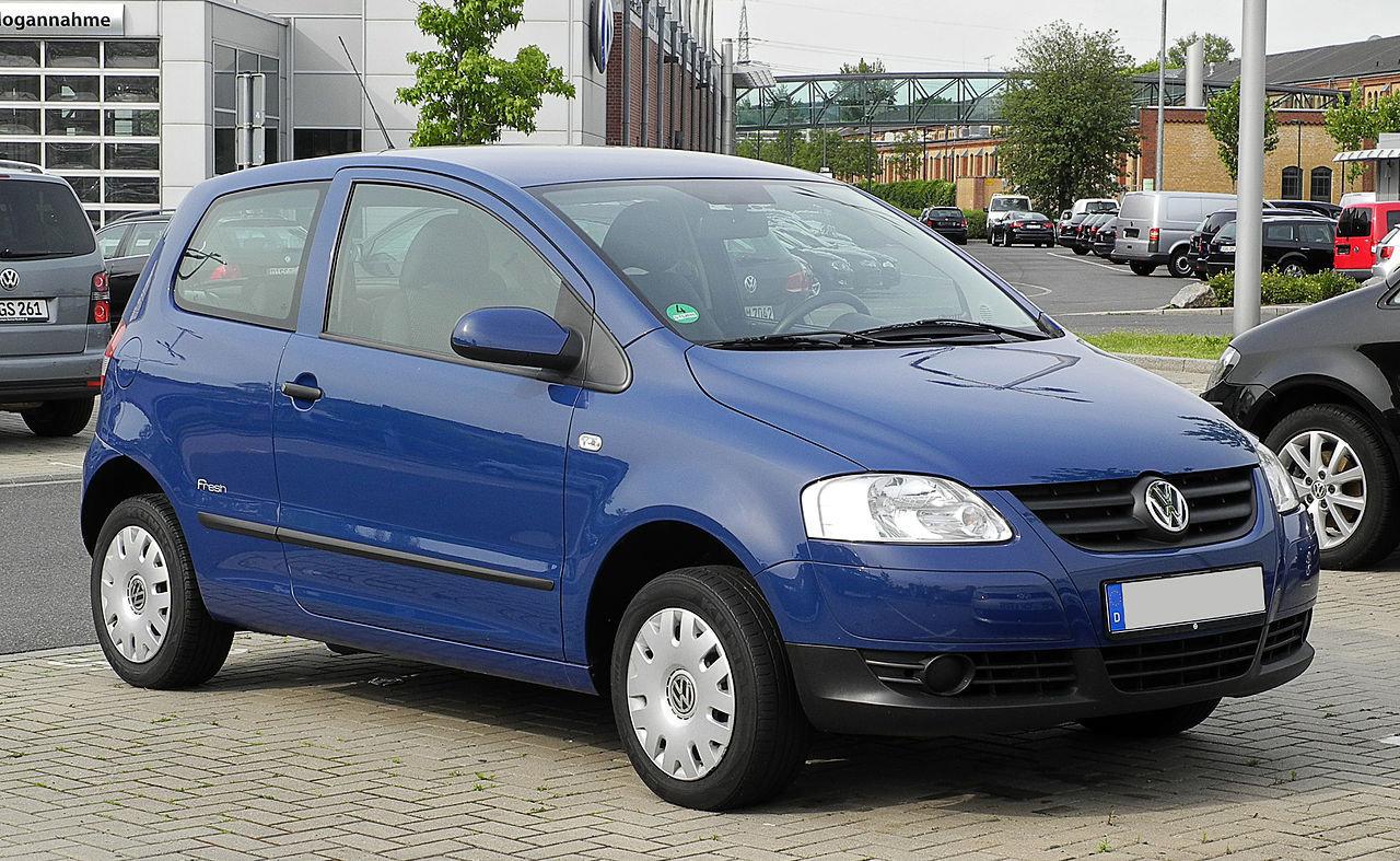 Volkswagen Fox, uno de los autos más robados en Argentina en 2018
