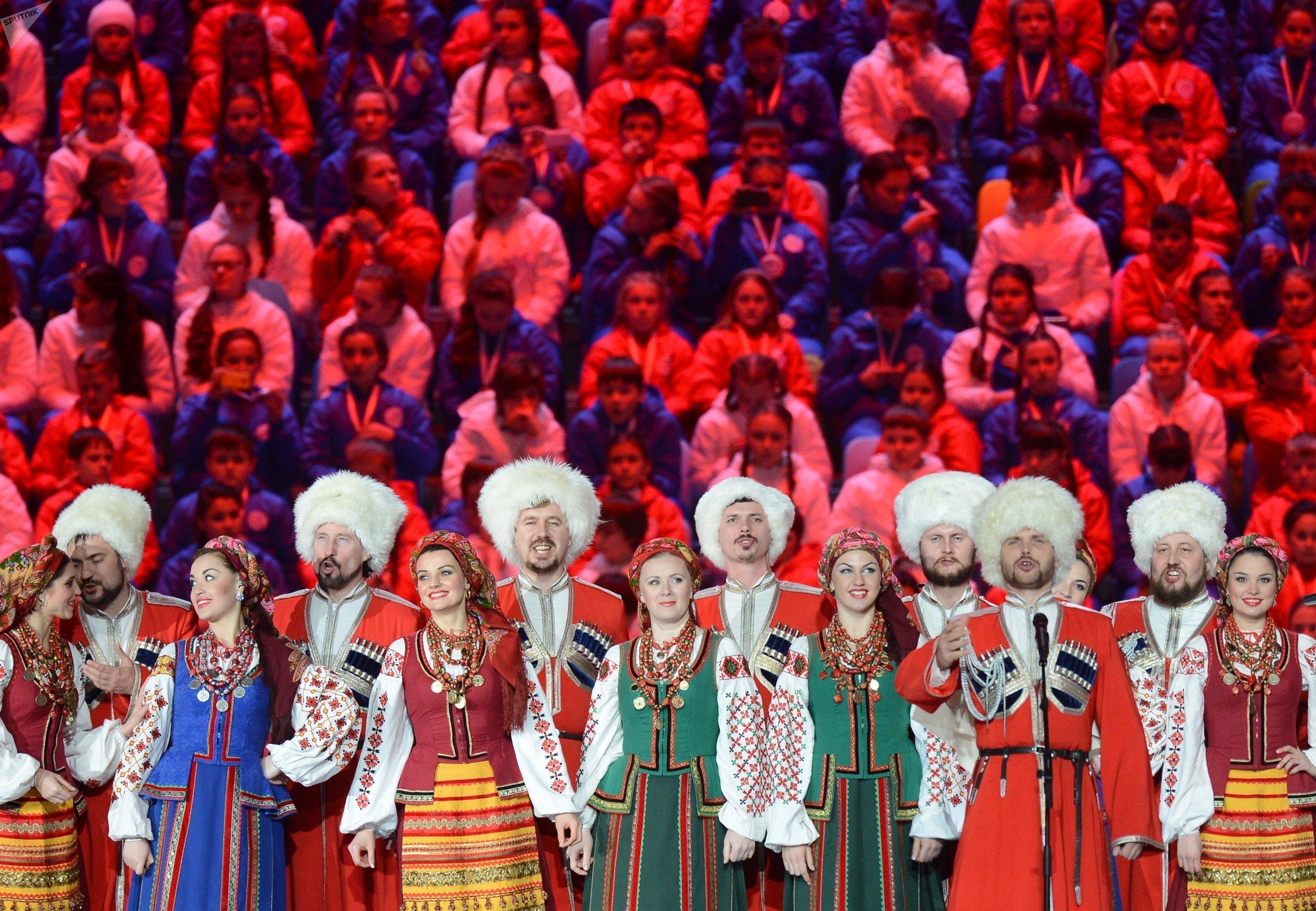 El Coro Cosaco de Kubán