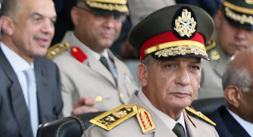 Mohamed Zaki, ministro de Defensa de Egipto