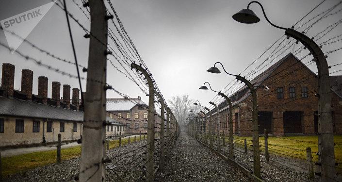Campo de concentración (imagen referencial)