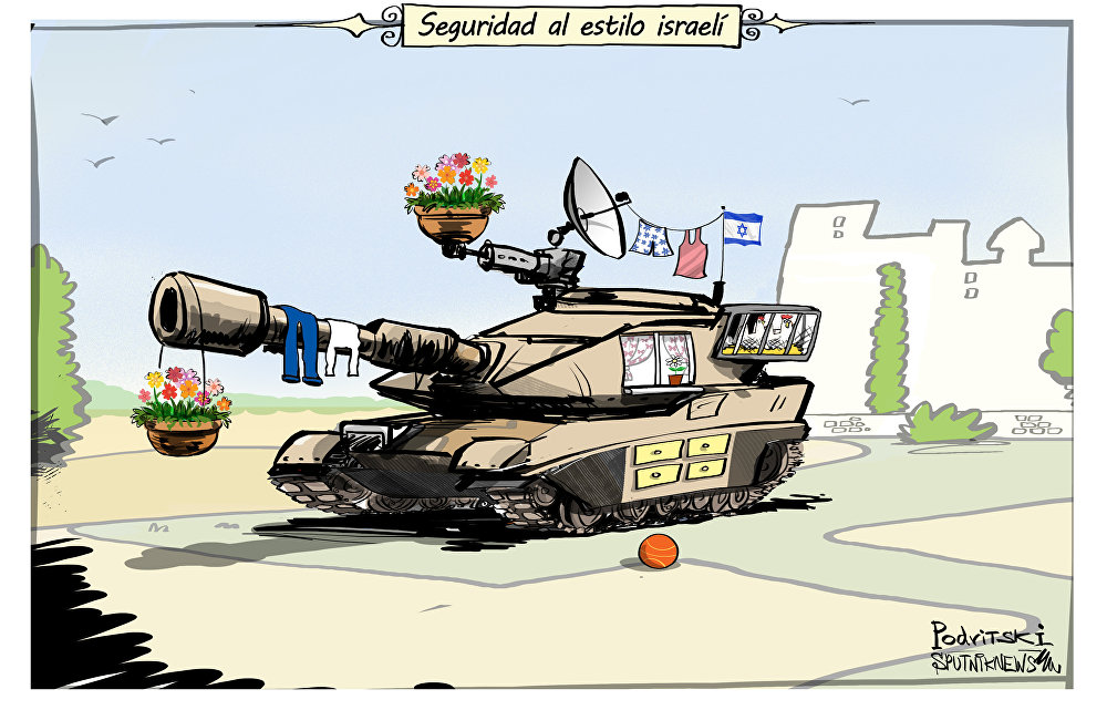 Seguridad nacional al estilo israelí