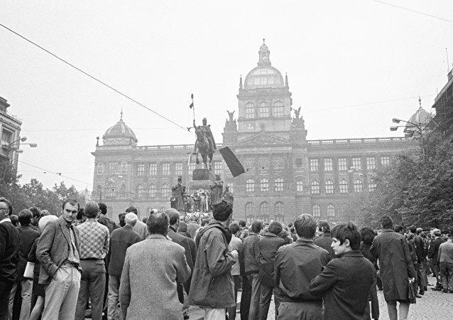 Praga en 1968