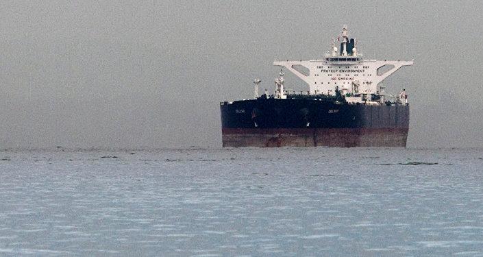 Un buque petrolero iraní (archivo)