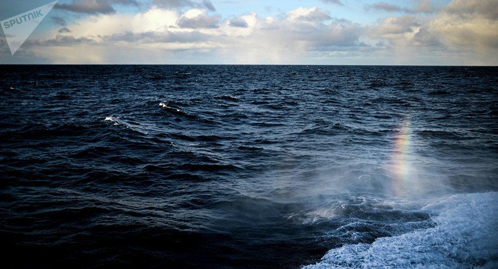 El mar de Barents