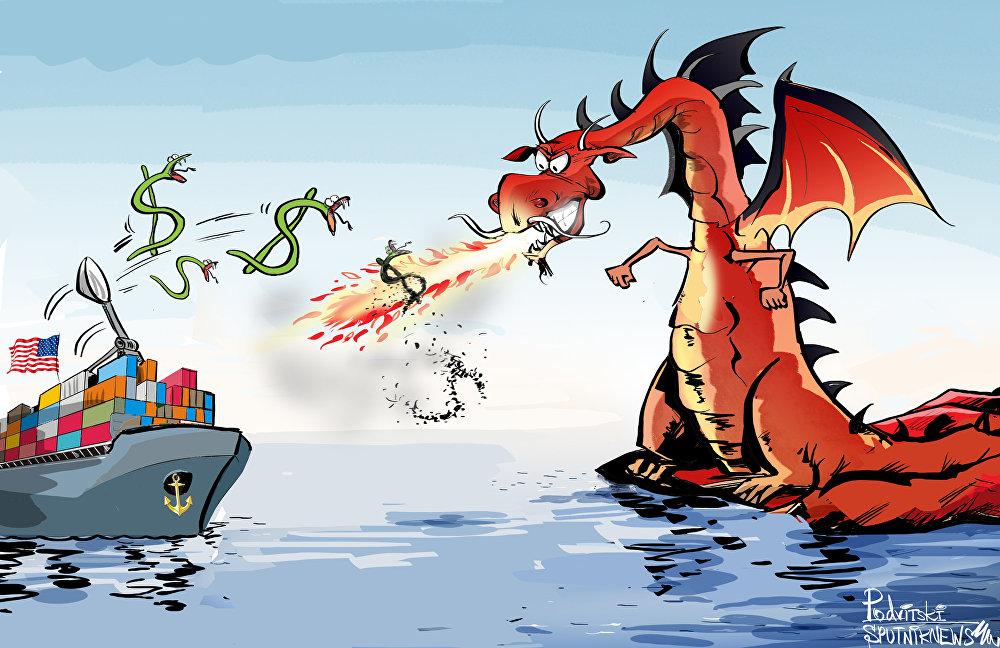 EEUU juega con fuego con las sanciones contra China
