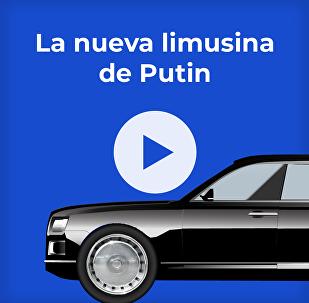 Todos los secretos de Aurus, la nueva limusina de Putin