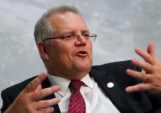 Scott Morrison, nuevo primer ministro de Australia