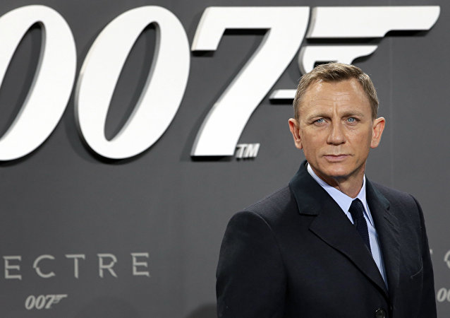 Daniel Craig, el actor que encarna a James Bond desde 2006