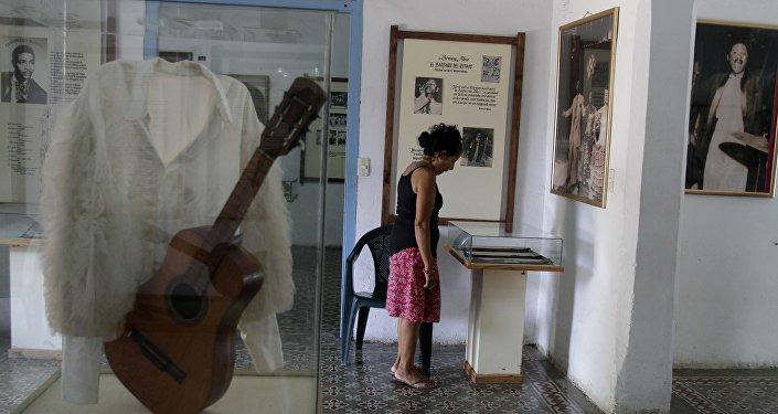 El museo dedicado a Benny Moré, un cantante y compositor cubano